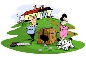 20774363-marito-e-moglie-litigavano-illustrazione